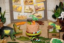 {Dinosaur} Party