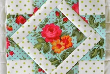 Quilt blocks / by Deborah Horscroft