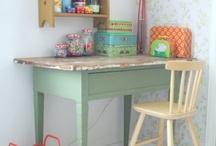 Kinderkamerinspiratie rood&mint / Mooie producten & sfeerbeelden in rood & mint
