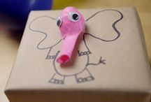 Elefant Luftballon