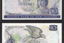 New Zealand notes
