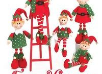 Elf on the shelf! / by Kendra McCoy