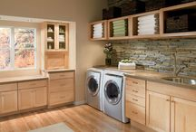 Beautiful Home - LAUNDRY ROOMS