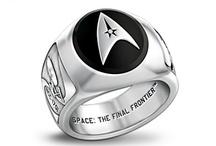 Star Trek: Jewelry / Jewelry made for Star Trek Fans.