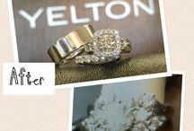 Custom Design by Yelton Fine Jewelers / Custom Design