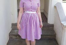 Camí Dress Pattern