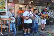 Wythe Musicians / Featuring local Wytheville and Wythe County musicians and local music venues.