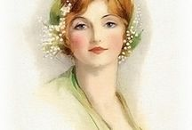 LILY OF THE VALLEY / by Karen Haskett