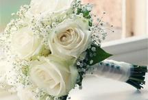 Bryllupsbukett