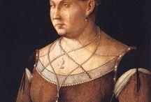 Kobiety dawnej Europy