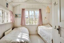 sommer hytte