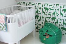 Baby's rooms / by Kelly Dubyne {Distinctive Interior Designs}
