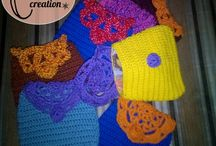 Cabinka Creation / Crochet handmade by Cabinka