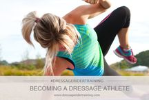 Dressage exercises