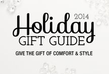 2014 Holiday Gift Guide / Whether she's trendy, sporty, timeless or chic, give the gift of comfort & style this Holiday season! Shop our perfect picks now for every personality and budget. / by Aerosoles