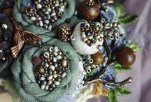 ЗЕЛЁНЫЙ ШЕББИ творчество / зелёный цвет, оттенки зелёного, романтический стиль, стиль шебби, искусственное состаривание,  цвет и стиль, рукоделие, творчество, декор