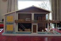 Oakleaf dollhouse