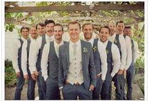 Mens wedding style
