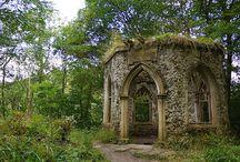 Follies and ruins