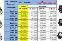 Pilihan Tepat Pengajuan kredit Motor Yamaha dengan Harga Murah, Ajukan Sekang!!! 081295830899
