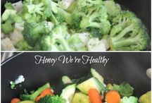 Food Prepping!--Eating Healthy