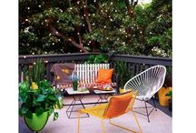 outdoor spaces / by Erin Sweeney