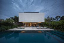 Houses / Interiors , Exteriors