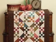 inrichten met quilts