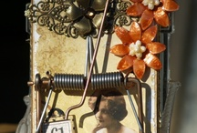 Altered Art Pieces