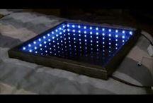 иллюзия подсветки