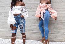 fashion | Melanin Popping