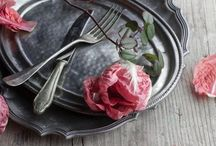 Design ideas - Rose and Silver