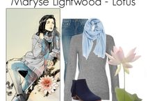 Maryse Lightwood