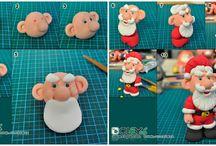 Christmas Tutorials and Idea's