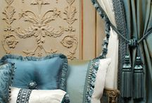 Edges & Trims / Ideas for intricate details and embellishments for soft furnishing applications