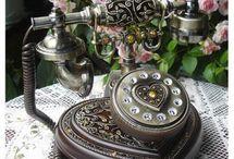 Vintage puhelimet
