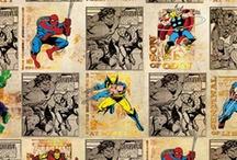 Superhero Bedroom / by Sharilyn Wells