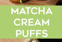 Matcha Recipes / The world seems to be going crazy for matcha tea, incorporating it into various recipes from lattes to even brownies. http://blog.beaumont.edu/2016/03/health-benefits-of-matcha-tea