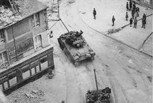 WW2 Tanks British