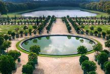 фонтаны и бассейны