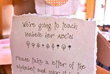 Babyshowers! / by Kasarah Miller-Ferrell