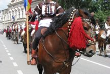 Romanian pure style / Romanian beautiful culture, at home...