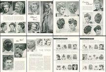 1940s Hair Fashion