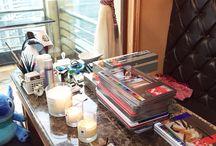 Work Space.. Crafting Studio... Craft Room...