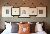 Woodland bedroom theme