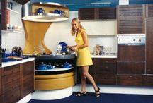 Retro kitchen / Ретро фото бренда ALNO