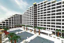 mincraft hotel