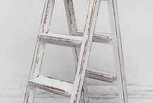 Ladders by MIA home passion / Ladders made by us :)