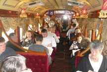 Cuthberts 939 / Cuthberts 939 is the Ballarat Tramway Museum's exclusive function tram. A refurbished former Melbourne restaurant tram, Cuthberts 939 is available to hire for your next special event.