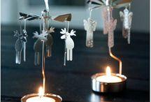 Kerzenpower / Obiekte mit Thelicht betrieben.
